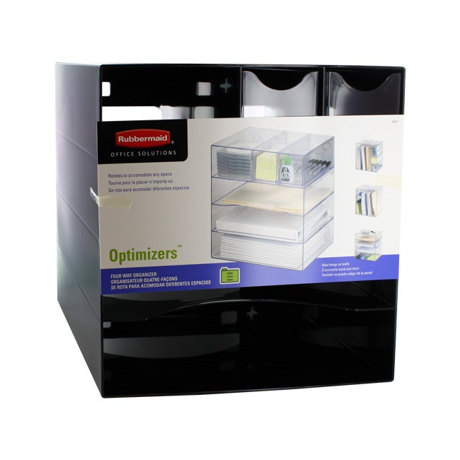 Rubbermaid Optimizer 4-Way Organizer with Drawer