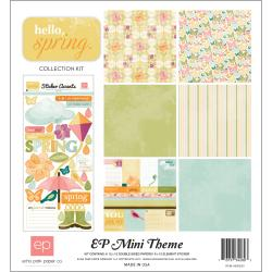 "Hello Spring Collection Kit 12""X12"""