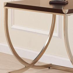 Somero End Table