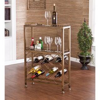 Upton Home Asturias Wine Storage Bar