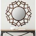 Safavieh Inca Sunburst Copper Bronze Mirror