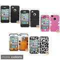 MYBAT Carbon Fiber Hybrid Case for Apple iPhone 4/ 4S