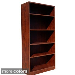 Boss 5- Shelf Bookcase