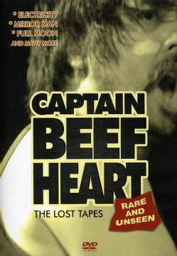Captain Beefheart: The Lost Tapes: 1966-1970 (DVD)
