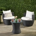 Christopher Knight Home Kono 3-piece Chat Set
