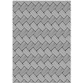 "Embossing Folder Background 5""X7""-Basketweave"