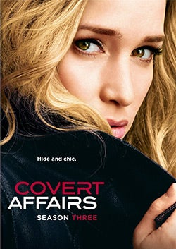 Covert Affairs: Season Three (DVD)