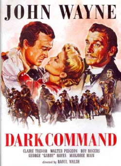 Dark Command (DVD)