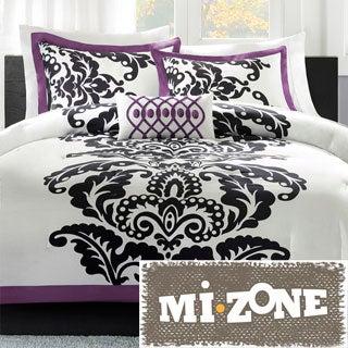Mi Zone Capri 4-piece Duvet Cover Set