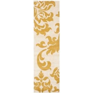Martha Stewart Barcelona Cornucopia Wool Rug (2'3 x 8')