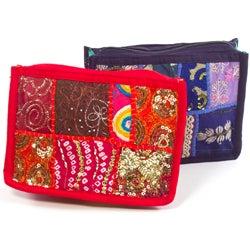 Color Splash Sarees Cosmetic Bags (India)