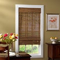 Jakarta Natural Bamboo Roman Shade