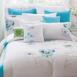 Peonies 12-piece Comforter Set