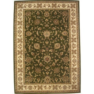 Ephesus Green Indoor Area Rug (3'3 x 5')