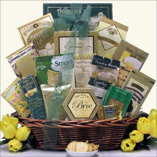 'Soup's On' Get Well Gift Basket