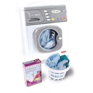 Casdon Electronic Toy Washing Machine