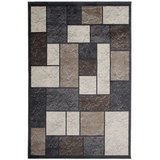 Area Rug Slate Gray (6-feet, 6-inches X 9-feet, 5-inches)