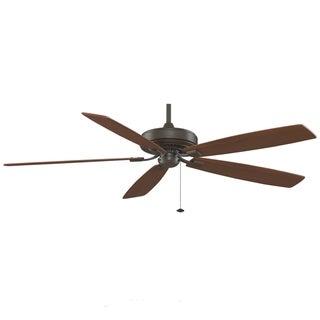 Fanimation Edgewood Supreme 72-inch Oil-Rubbed Bronze Ceiling Fan