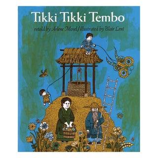 Tikki Tikki Tembo (Hardcover)