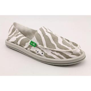 Sanuk Women's 'I'm Game' Basic Textile Casual Shoes