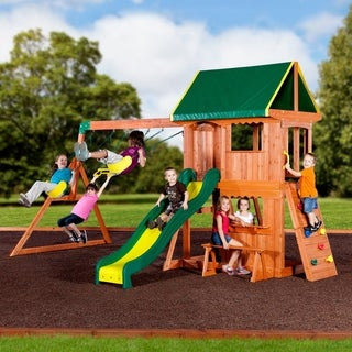 Backyard Discovery Somerset Swingset