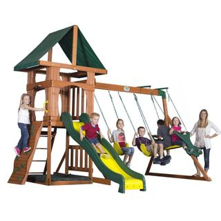 Backyard Discovery Santa Fe Playset