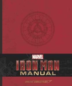 Iron Man Manual (Hardcover)