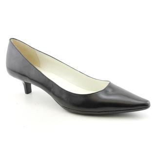 Calvin Klein Women's 'Diema' Leather Dress Shoes (Size 6) Today: $68