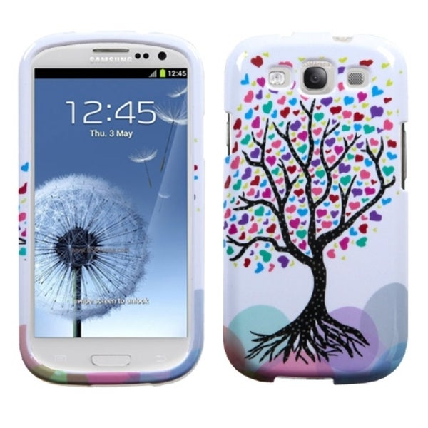 INSTEN Love Tree Phone Protector Cover for Samsung Galaxy S III