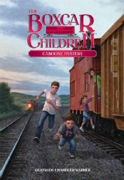 Caboose Mystery (Paperback)