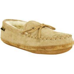Men's Old Friend Soft Sole Loafer Moc Chestnut/White