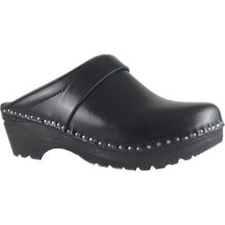 Men's Troentorp Bastad Clogs 4 Star Traditional Black
