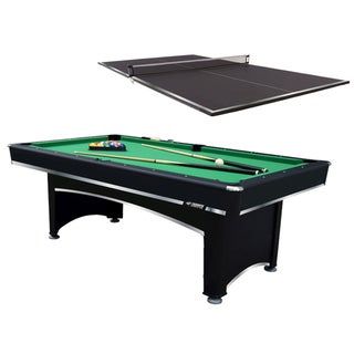Billiard Table and Tennis Top, 84 Inch