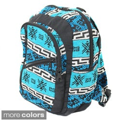 Andean Voyager Artisan Full-size Carry-On Backpack (Ecuador)