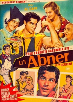 Li'l Abner (DVD)
