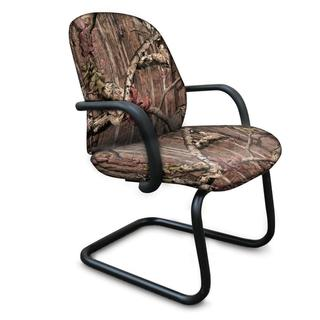 Allegra Mossy Oak® Break-Up Infinity® Fabric Visitors Chair