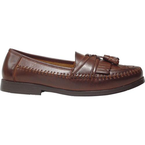 Men's Deer Stags Herman Dark Maple Leather/Synthetic