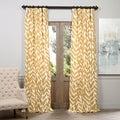 Sahara Desert Printed Cotton Curtain Panel