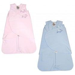Halo SleepSack Cotton Zipper Newborn Swaddle