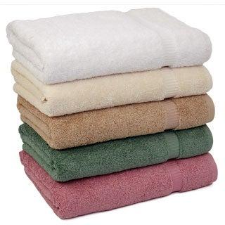Salbakos 'Cambridge' Luxury Turkish Cotton 4-piece Bath Towel Set