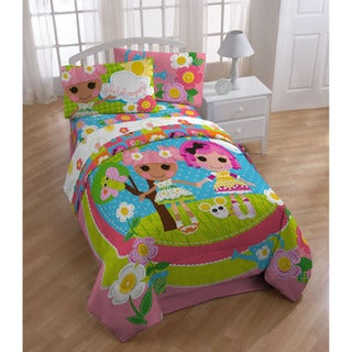 Lalaloopsy Friends 5-piece Bed in a Bag with Sheet Set