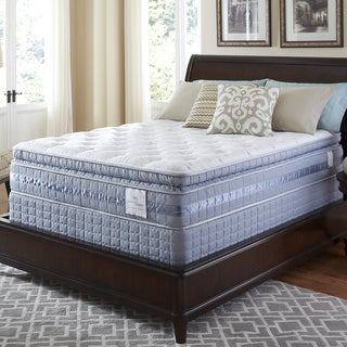 Serta Perfect Sleeper Majestic Retreat Super Pillowtop Full-size Mattress Set
