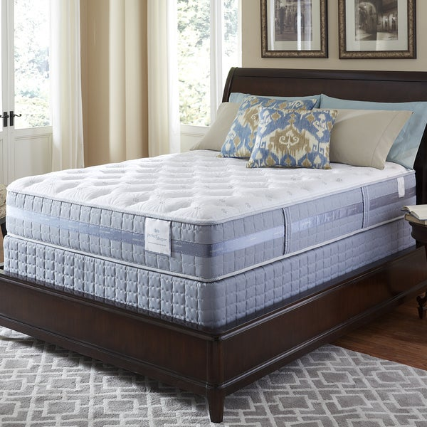 Serta Perfect Sleeper Majestic Retreat Plush California King-size Mattress Set