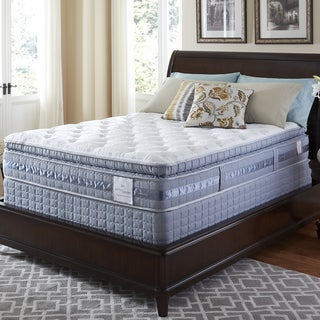 Serta Perfect Sleeper Resolution Super Pillowtop Twin-size Mattress Set