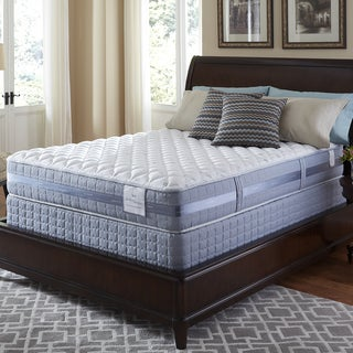Serta Perfect Sleeper Resolution Firm King-size Mattress and Foundation Set
