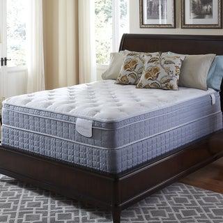 Serta Perfect Sleeper Luminous Euro Top Queen Mattress and Foundation Set