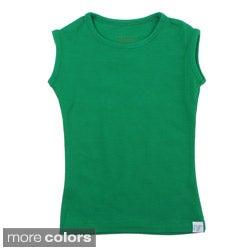 Andee Lew Girl's Cap Sleeve Shirt