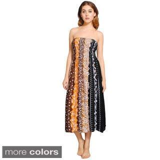 Spring Fling Tube Dress (Indonesia)