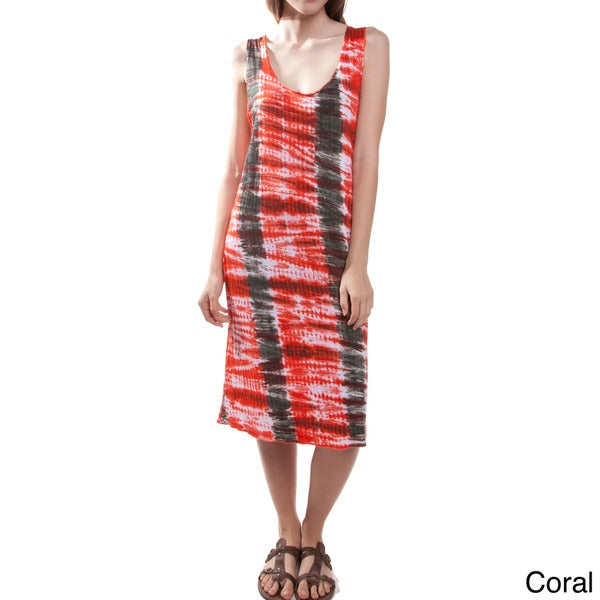 Spring Fever Tie Dye Dress (Indonesia)
