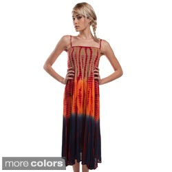 Beach Love Tie Dye Dress (India)